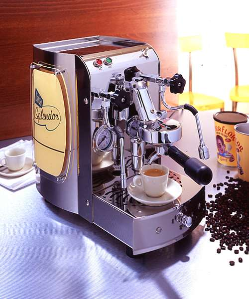 L'ABC del caffè - A per Acqua