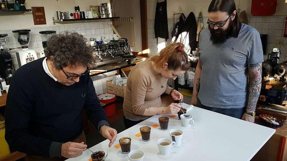 Corsi di caffetteria per Baristi