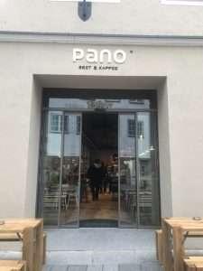 Training di Espresso Academy in Germania