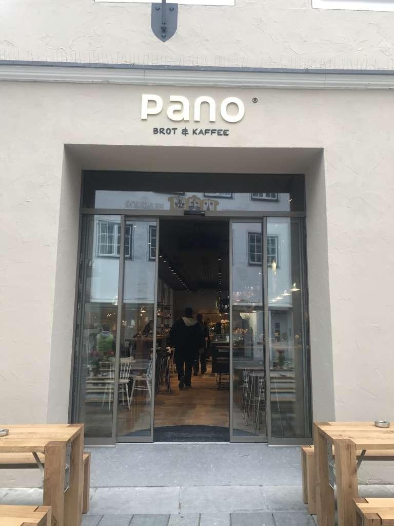 Training der Espresso Academy in Deutschland