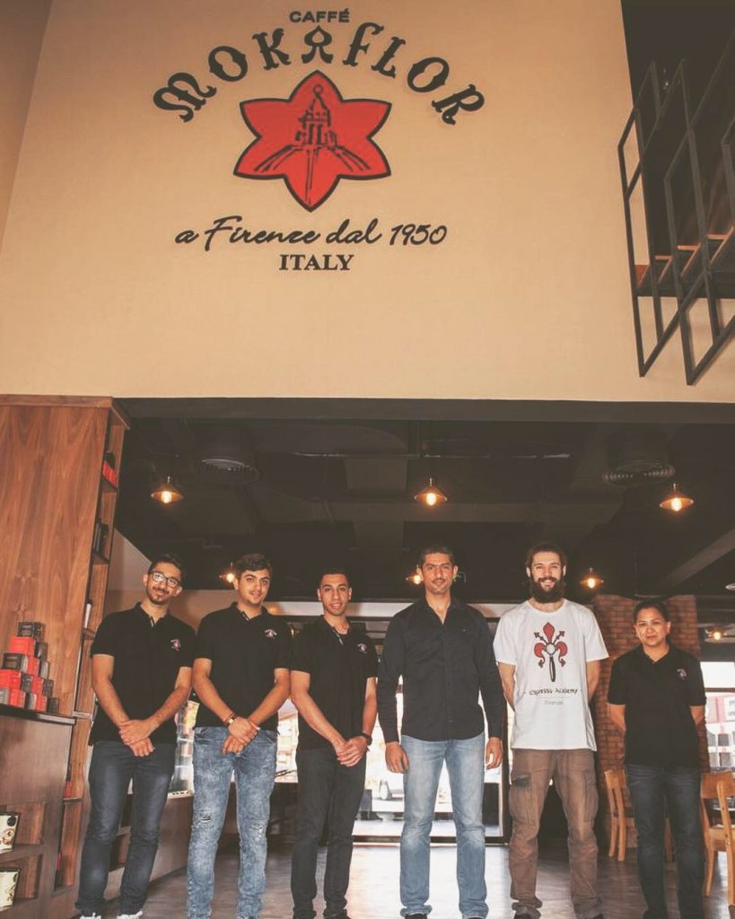 Espresso Academy in Bahrain