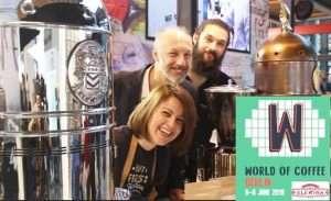 Berlino World of Coffee: presenti Caffèlab & Espresso Academy