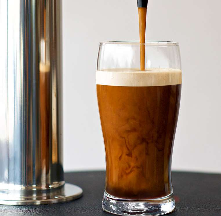 NITRO COLD BREW COFFEE: la bevanda dell'estate