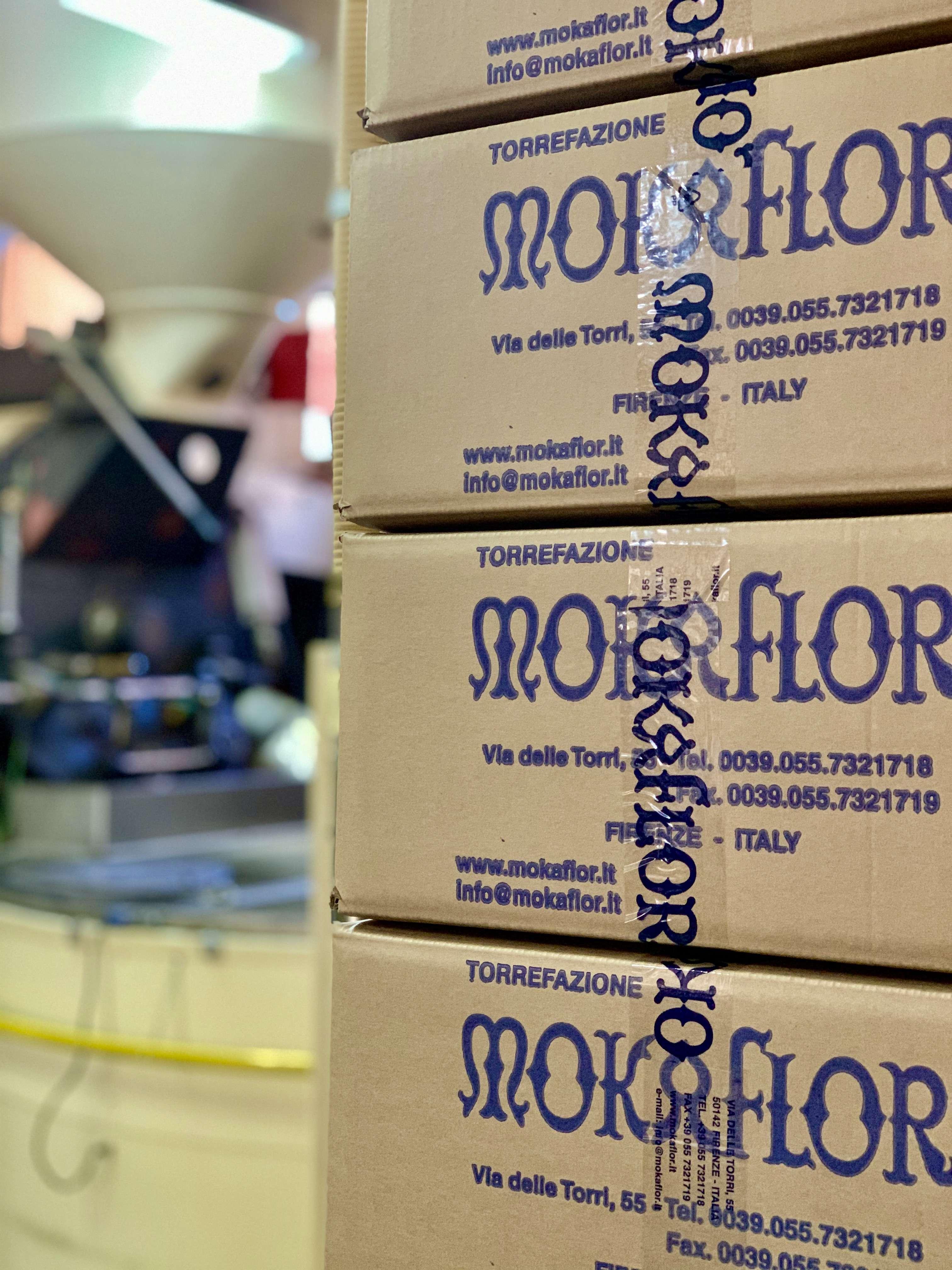 Mokaflor dona caffè al Gruppo di Volontariato Vicenziano di Firenze