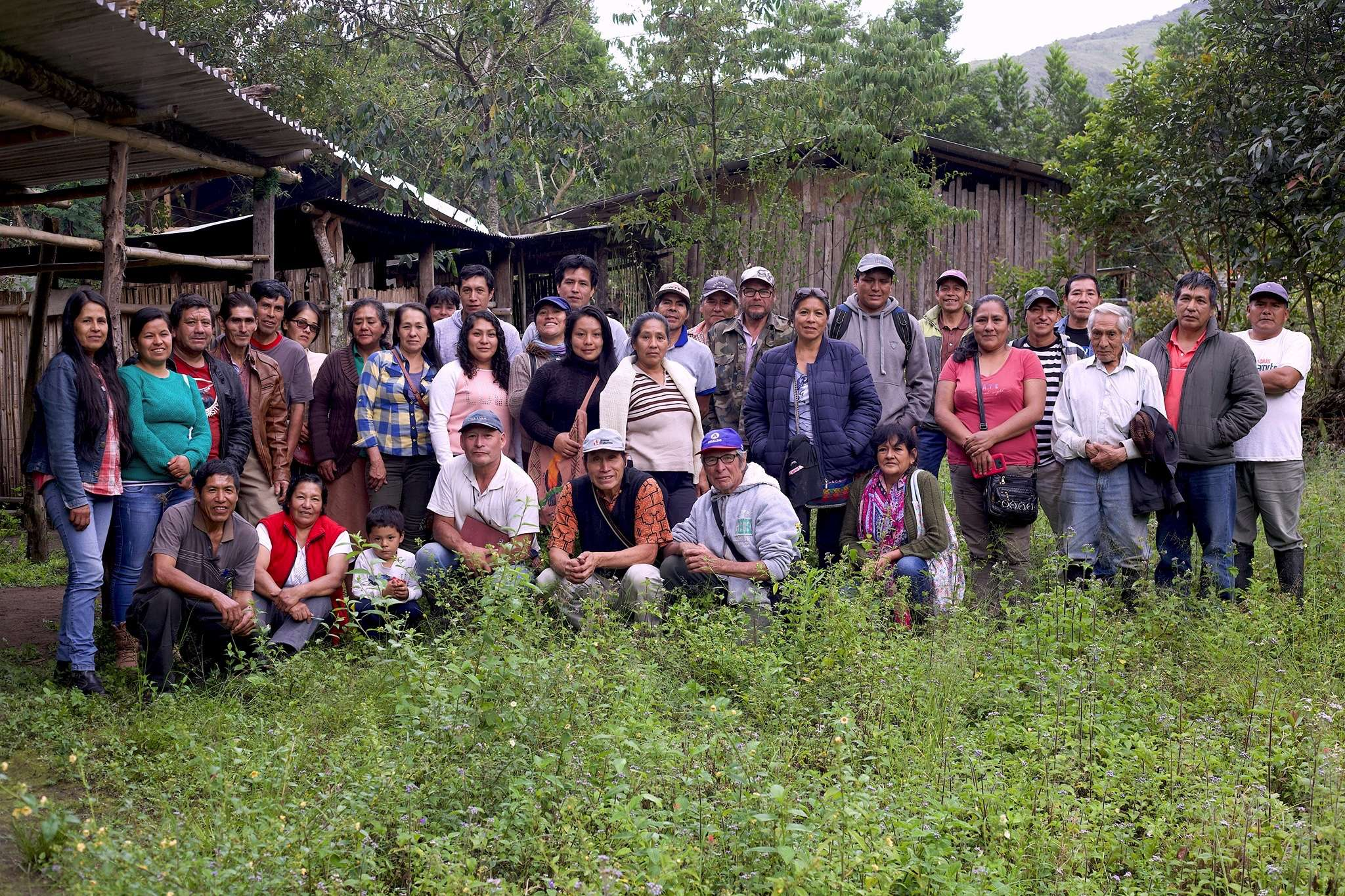 Il nuovo Specialty di permacultura: Perù Oconal!