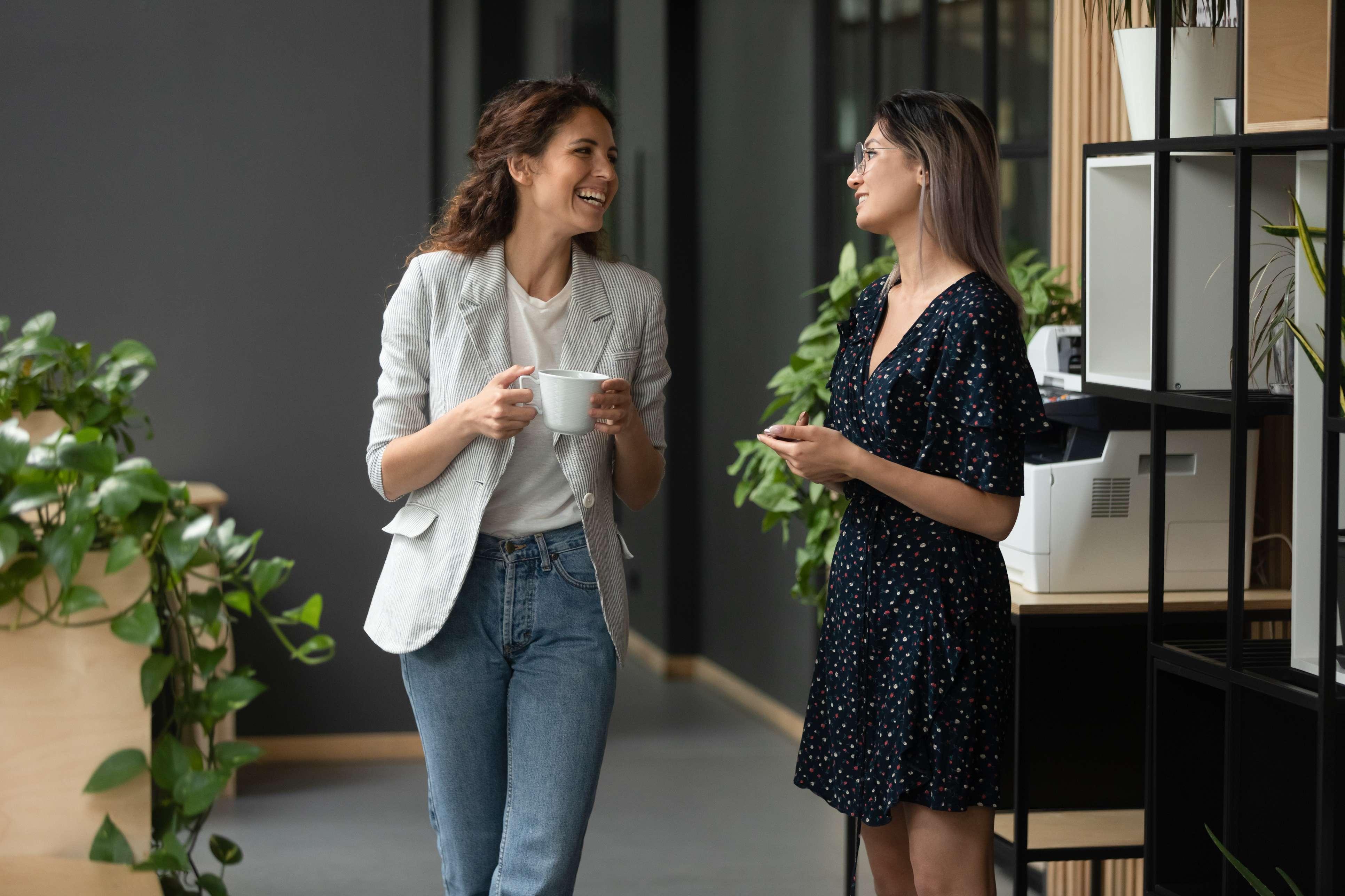 Si ritorna in ufficio: l'importanza della pausa (caffè)!